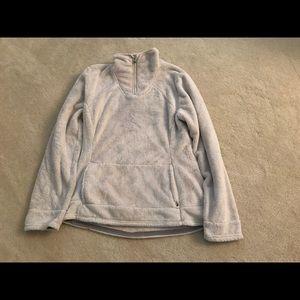 North face women's fleece pullover size XL